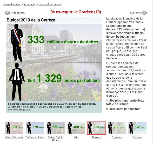 la Corrèze et l'amour de la dette la-dette-de-la-correze